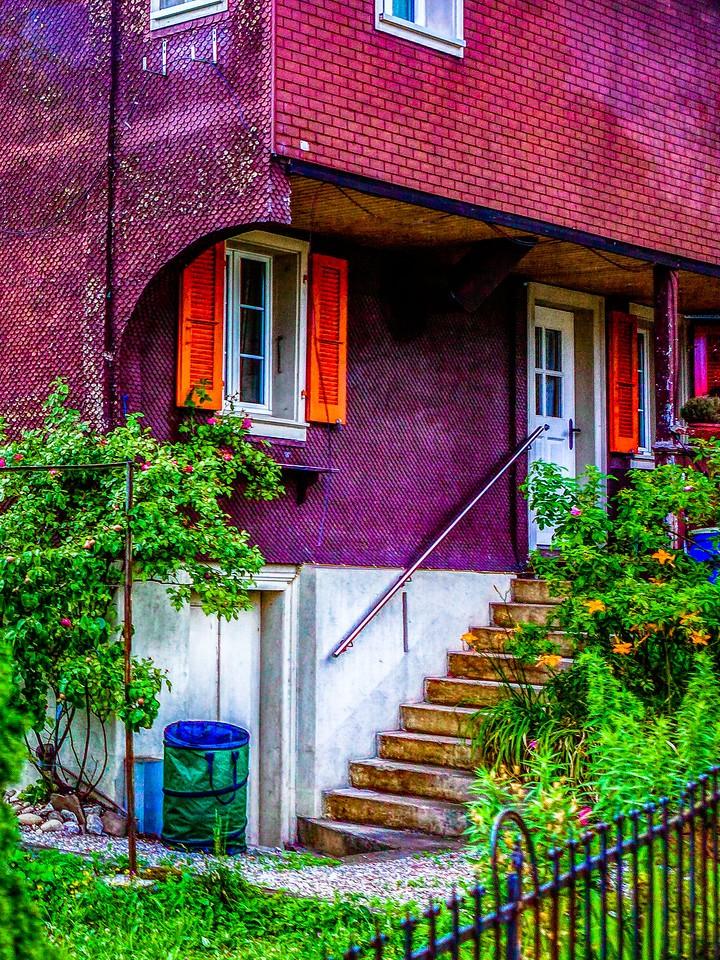 瑞士卢塞恩(Lucerne),特色建筑_图1-4