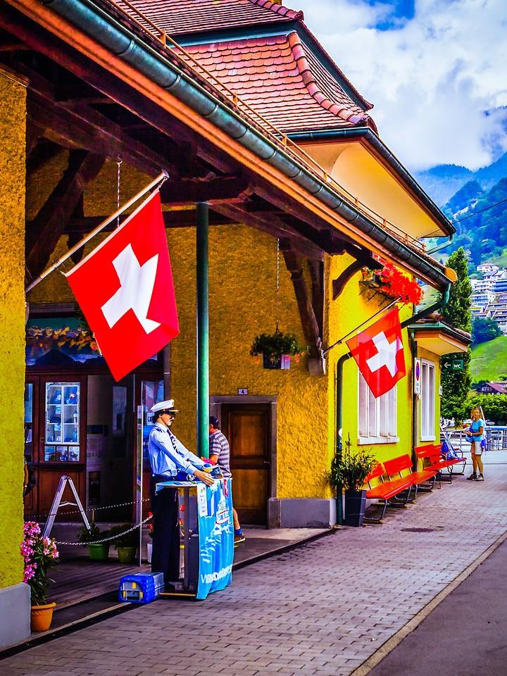 瑞士卢塞恩(Lucerne),特色建筑_图1-3