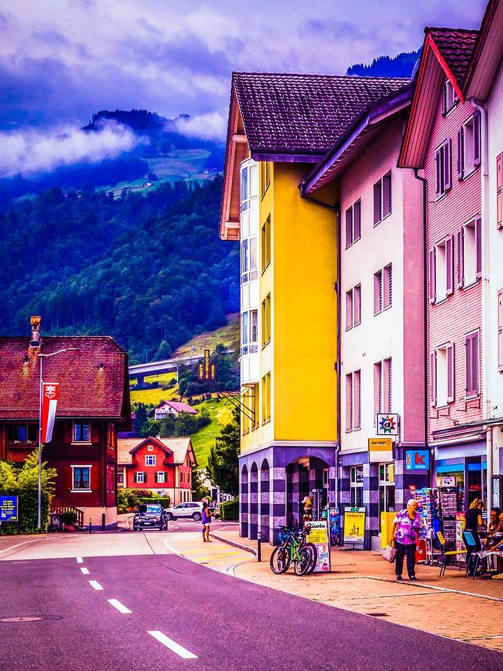 瑞士卢塞恩(Lucerne),特色建筑_图1-19