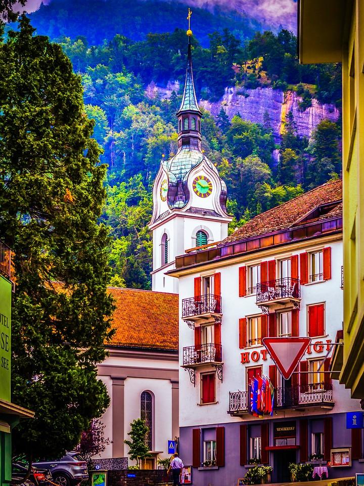 瑞士卢塞恩(Lucerne),特色建筑_图1-2
