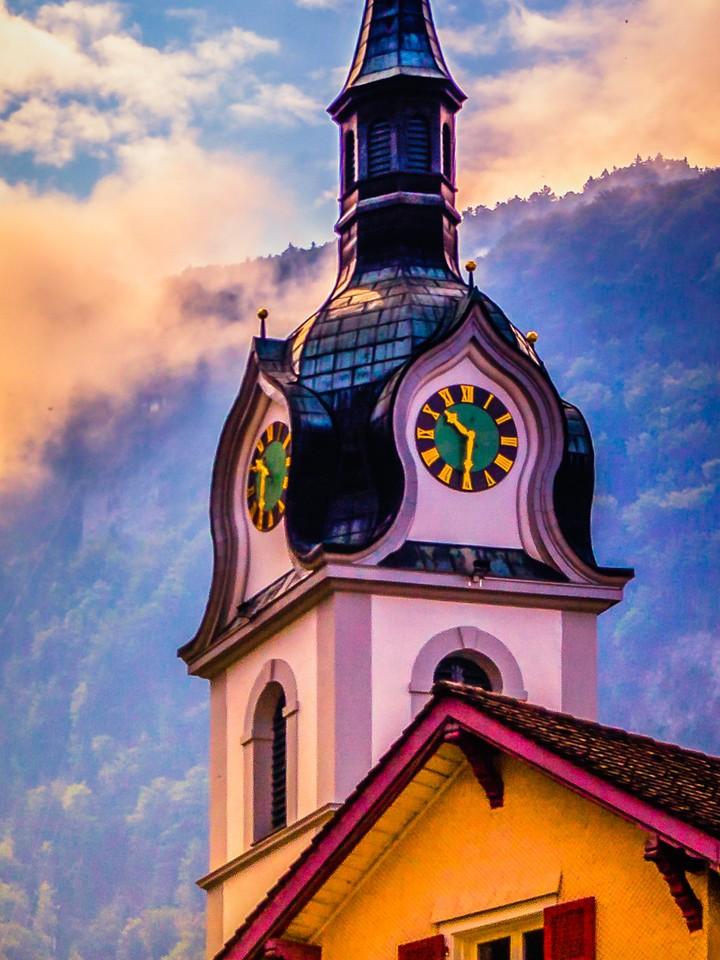 瑞士卢塞恩(Lucerne),特色建筑_图1-26