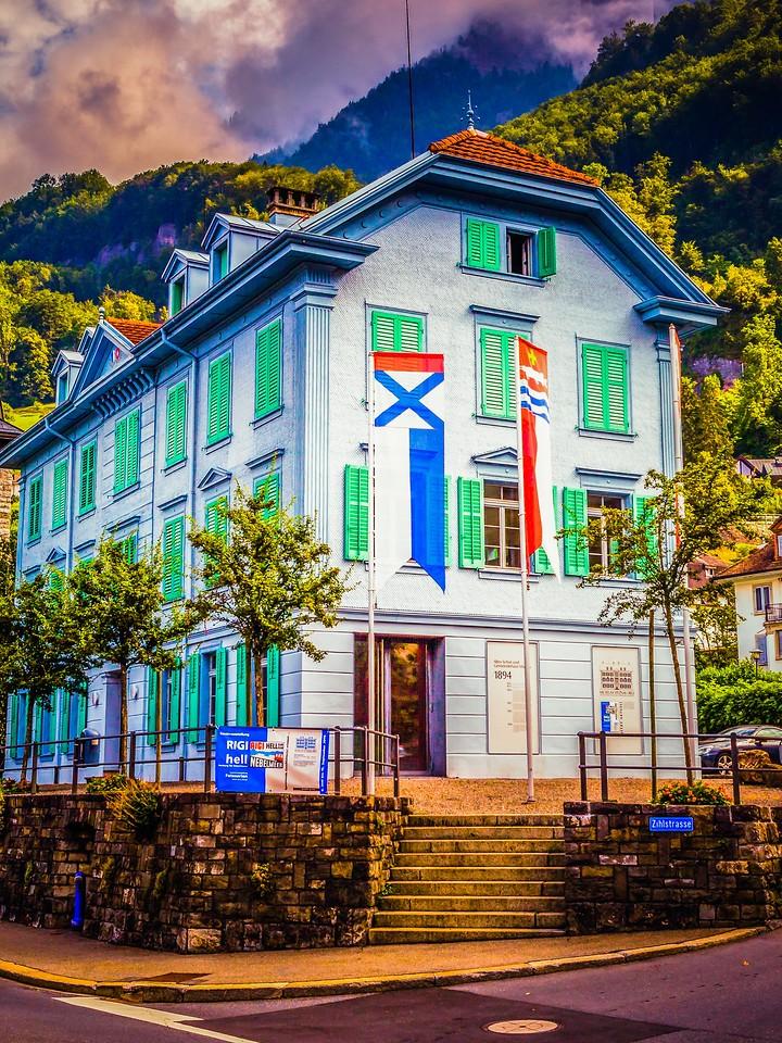瑞士卢塞恩(Lucerne),特色建筑_图1-22