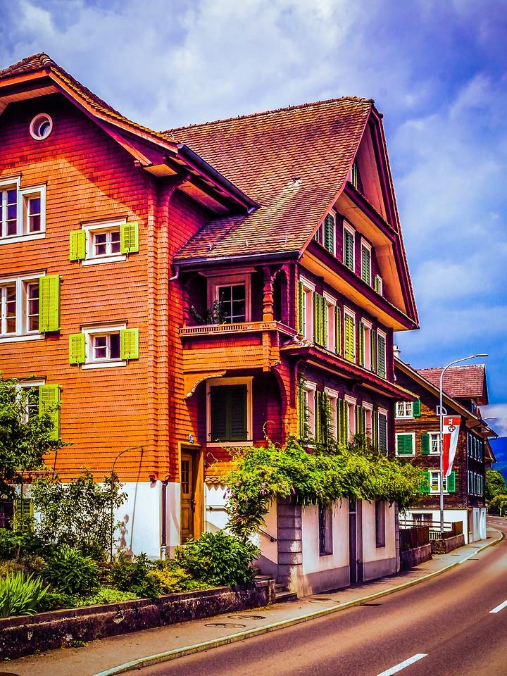 瑞士卢塞恩(Lucerne),特色建筑_图1-27