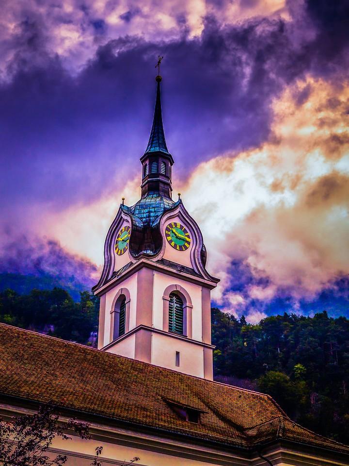 瑞士卢塞恩(Lucerne),特色建筑_图1-23