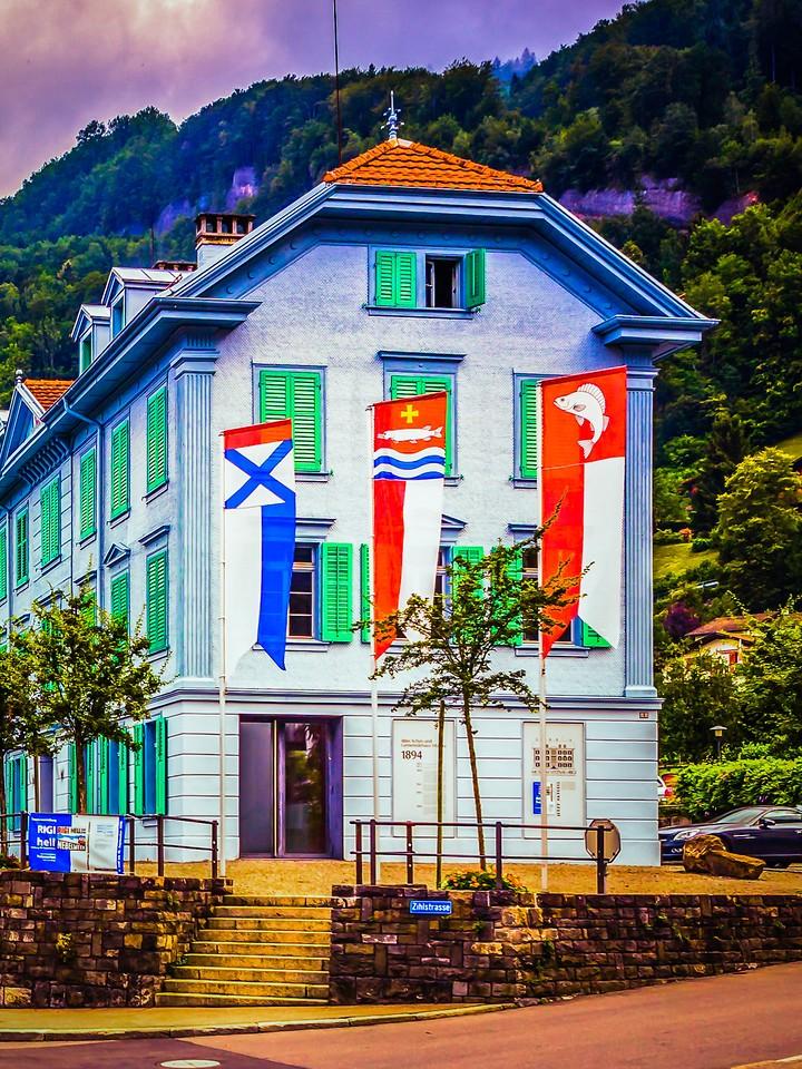 瑞士卢塞恩(Lucerne),特色建筑_图1-28