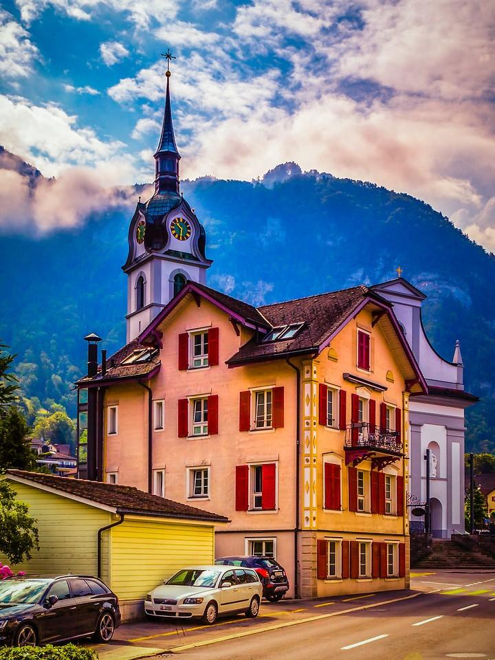 瑞士卢塞恩(Lucerne),特色建筑_图1-21