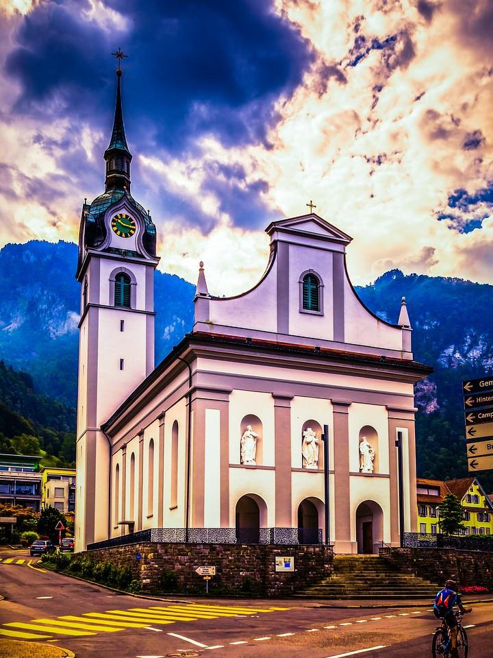 瑞士卢塞恩(Lucerne),特色建筑_图1-24