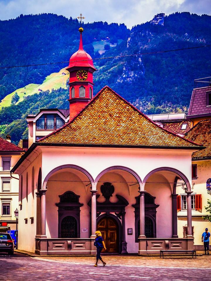 瑞士卢塞恩(Lucerne),特色建筑_图1-29