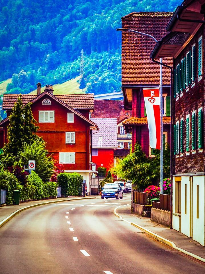 瑞士卢塞恩(Lucerne),特色建筑_图1-30