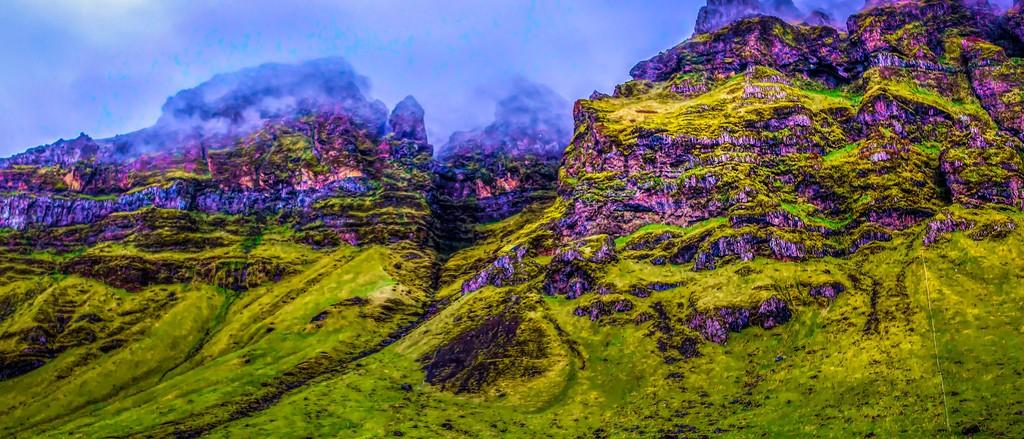 冰岛风采,天然油画_图1-6