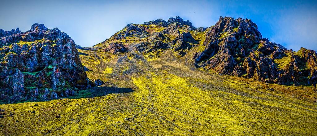 冰岛风采,天然油画_图1-3