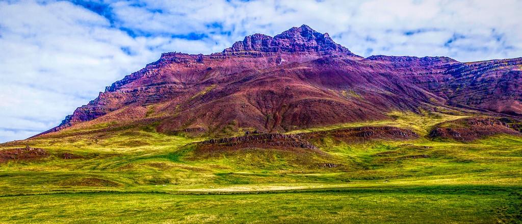 冰岛风采,天然油画_图1-14