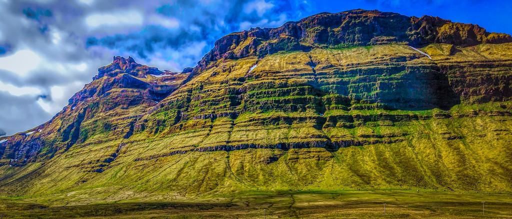 冰岛风采,天然油画_图1-13