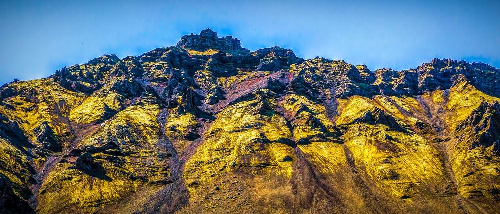 冰岛风采,天然油画_图1-4