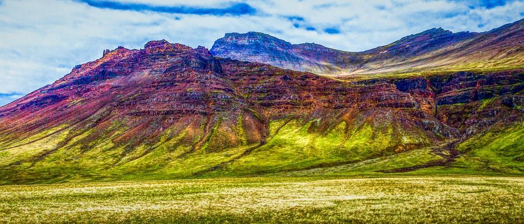 冰岛风采,天然油画_图1-20