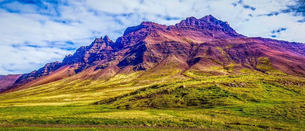 冰岛风采,天然油画_图1-17