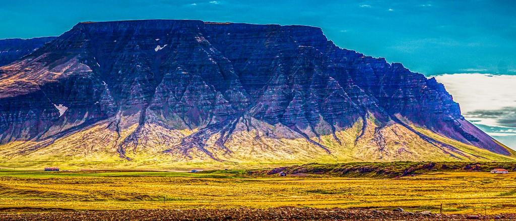 冰岛风采,天然油画_图1-16