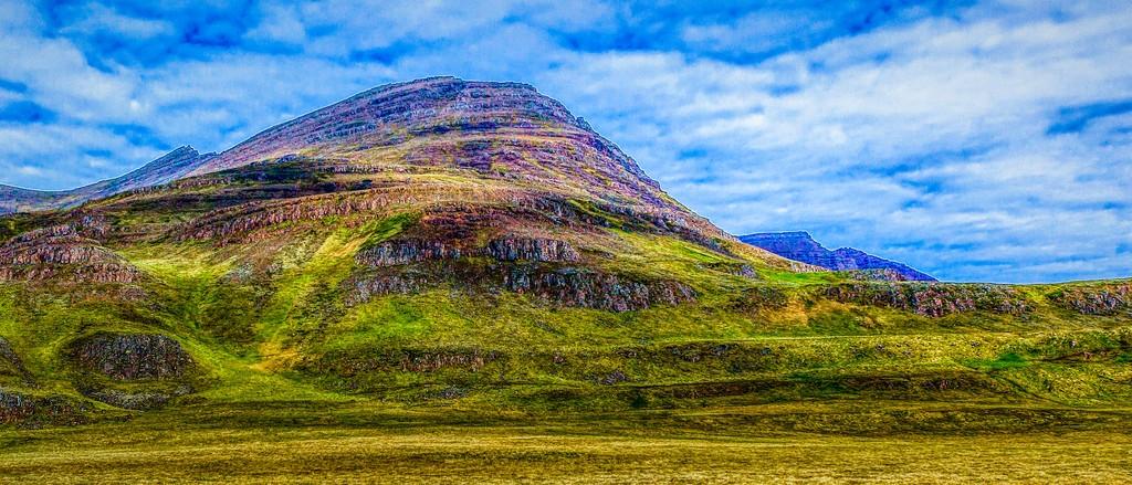 冰岛风采,天然油画_图1-19