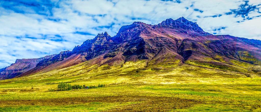 冰岛风采,天然油画_图1-30
