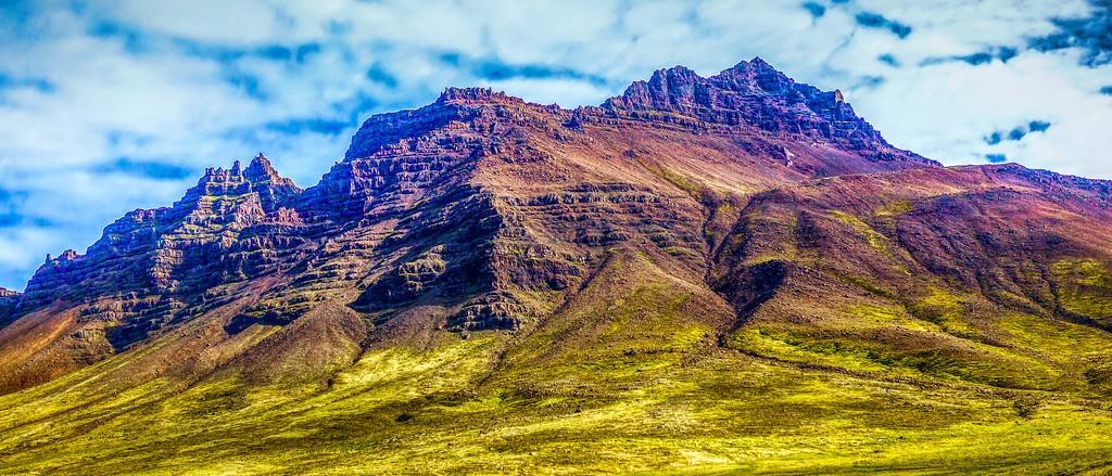 冰岛风采,天然油画_图1-25