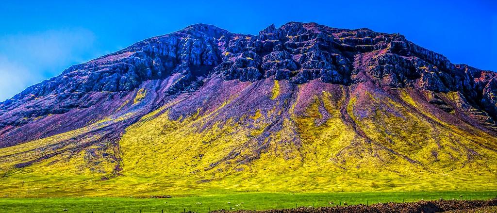 冰岛风采,天然油画_图1-26