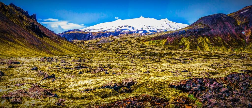 冰岛风采,天然油画_图1-32