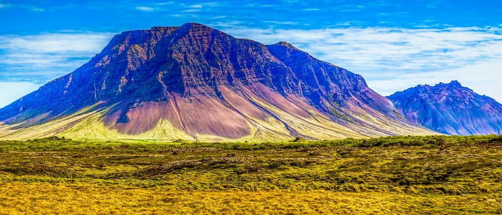 冰岛风采,天然油画_图1-39