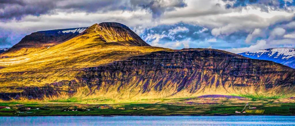 冰岛风采,天然油画_图1-38