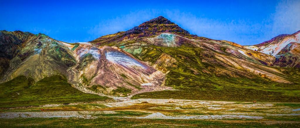 冰岛风采,天然油画_图1-34