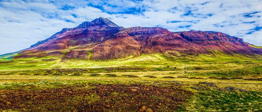 冰岛风采,天然油画_图1-40