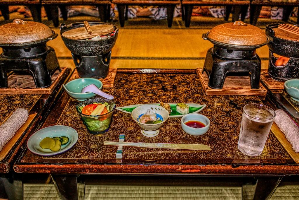 日本印象,传统的味道_图1-2