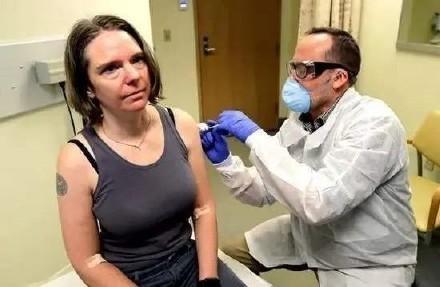高娓娓:给钱都不打?政府发1500美金鼓励民众打新冠疫苗?_图1-1
