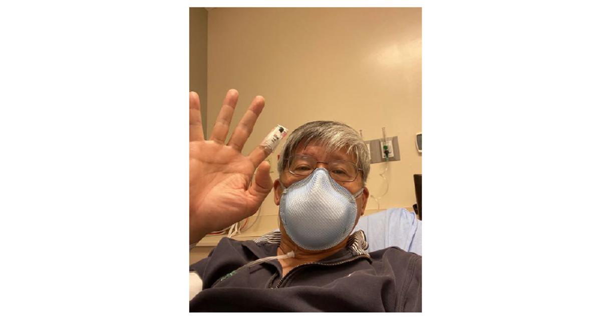 吴老医生感染新冠病毒后的实战记录_图1-1