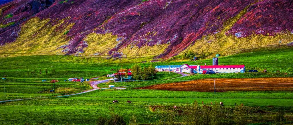 冰岛风采,自然环抱_图1-4
