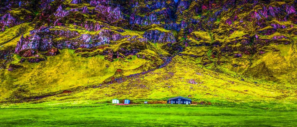 冰岛风采,自然环抱_图1-2