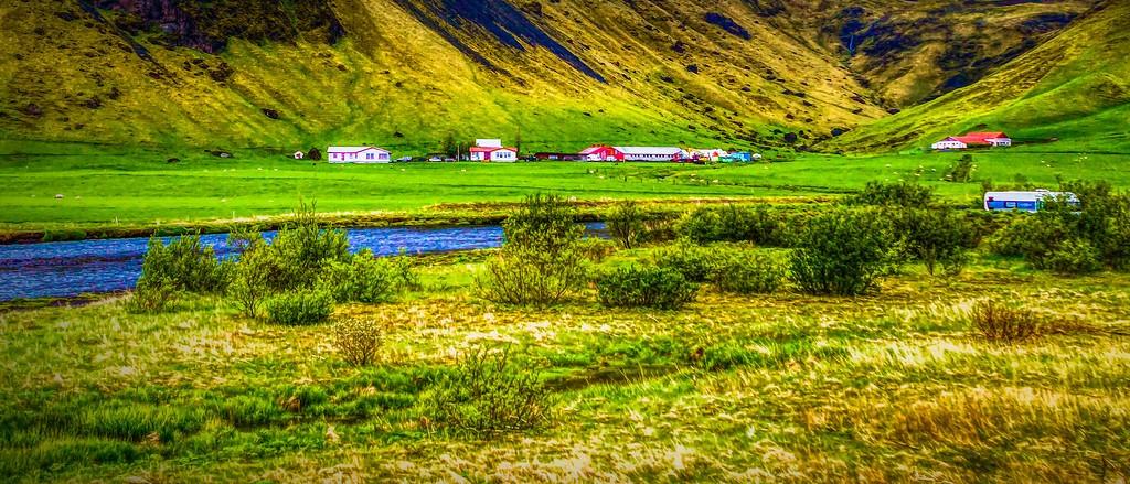 冰岛风采,自然环抱_图1-8