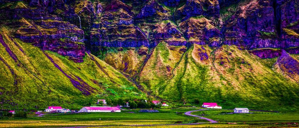 冰岛风采,自然环抱_图1-1