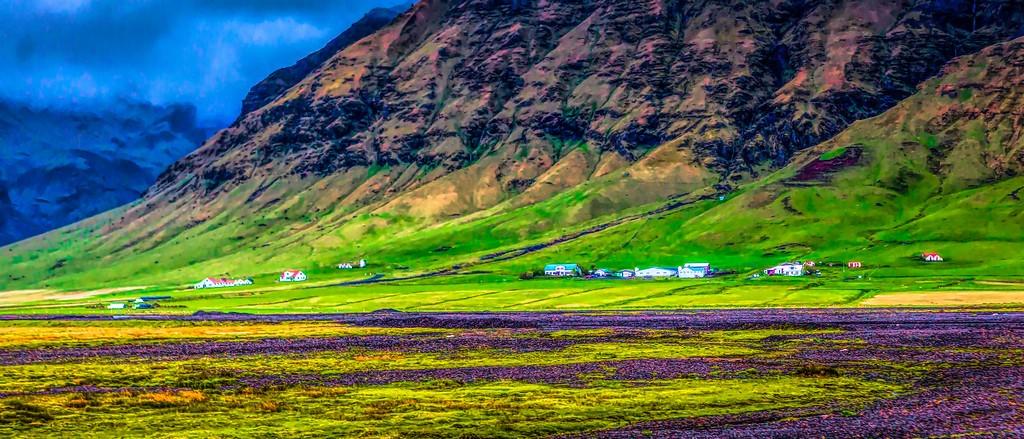 冰岛风采,自然环抱_图1-9
