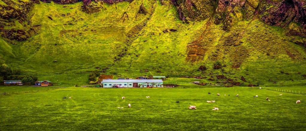 冰岛风采,自然环抱_图1-10