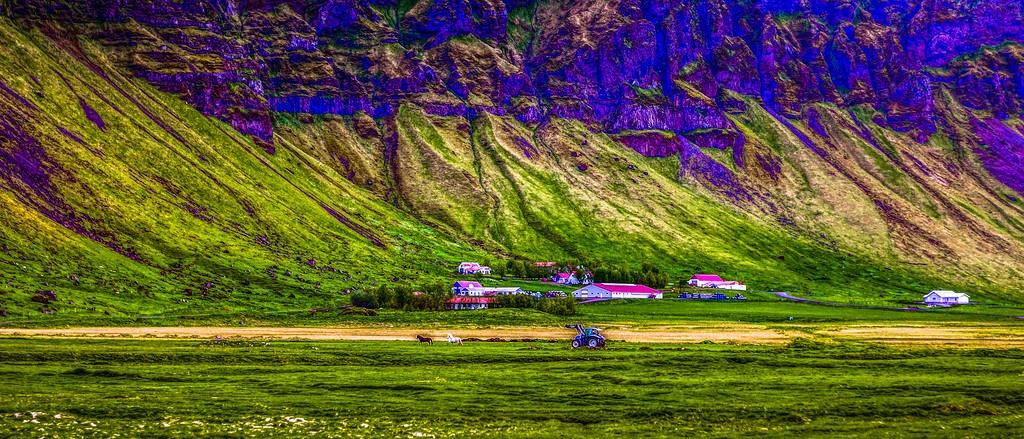 冰岛风采,自然环抱_图1-12