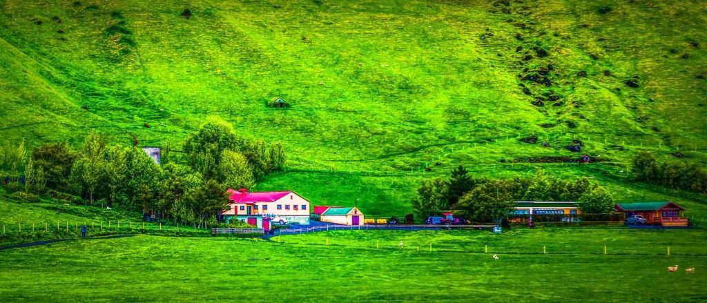 冰岛风采,自然环抱_图1-15