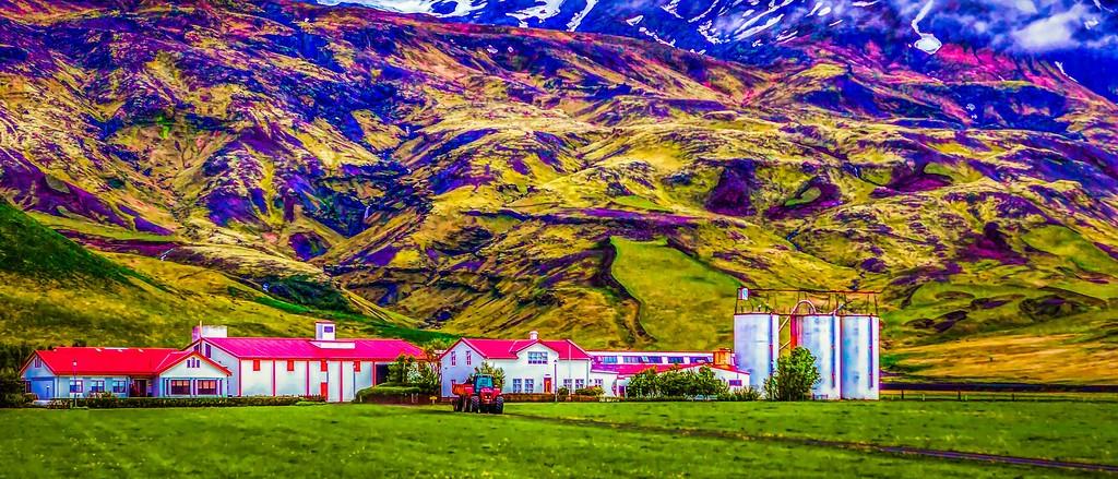 冰岛风采,自然环抱_图1-14