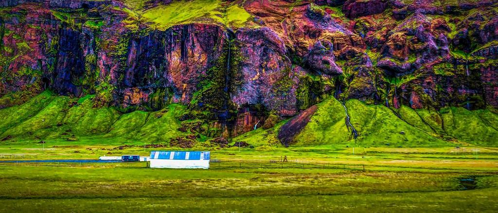 冰岛风采,自然环抱_图1-13