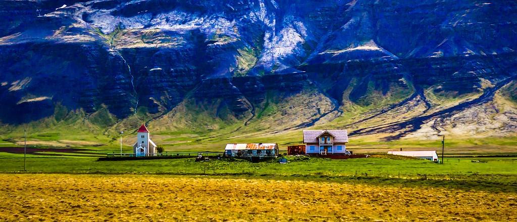 冰岛风采,自然环抱_图1-17