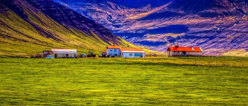 冰岛风采,自然环抱_图1-22
