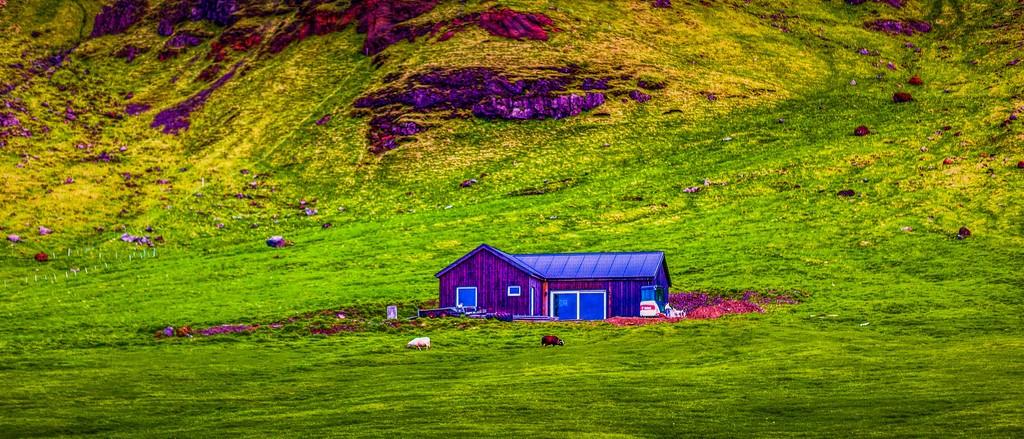 冰岛风采,自然环抱_图1-20