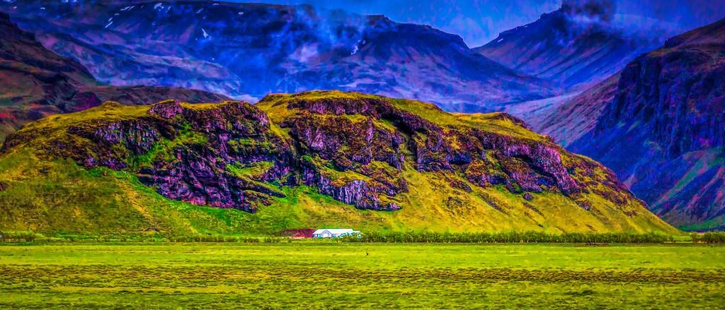 冰岛风采,自然环抱_图1-19