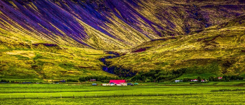 冰岛风采,自然环抱_图1-24