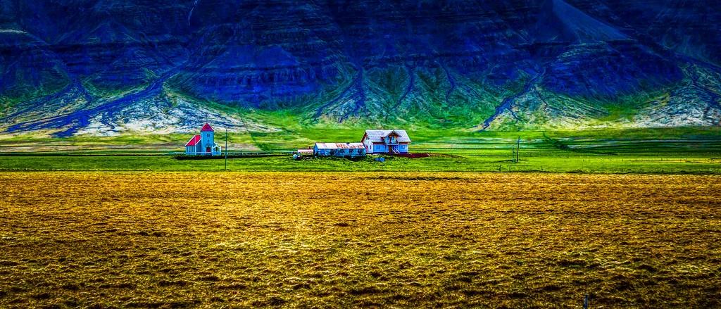 冰岛风采,自然环抱_图1-18