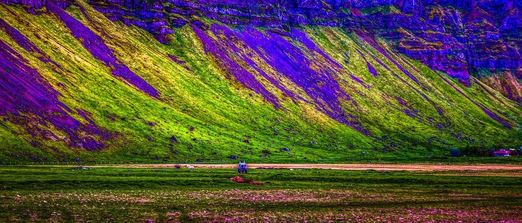 冰岛风采,自然环抱_图1-32